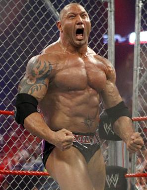 Batista Wrestling Raw Smack Down Ecw Wwe Divas