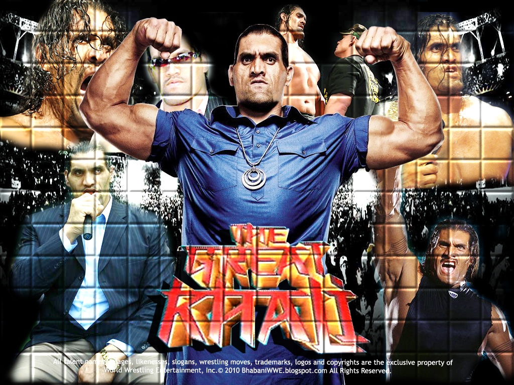 The Great Khali Wallpapers Wrestling Raw Smack Down Ecw