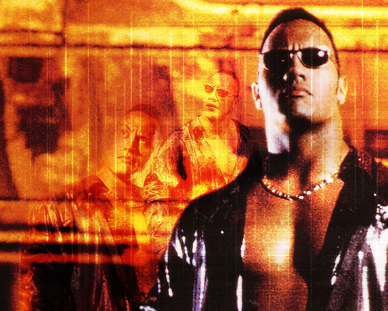 the rock new wallpapers | wrestling | raw | smack down | ecw | wwe divas