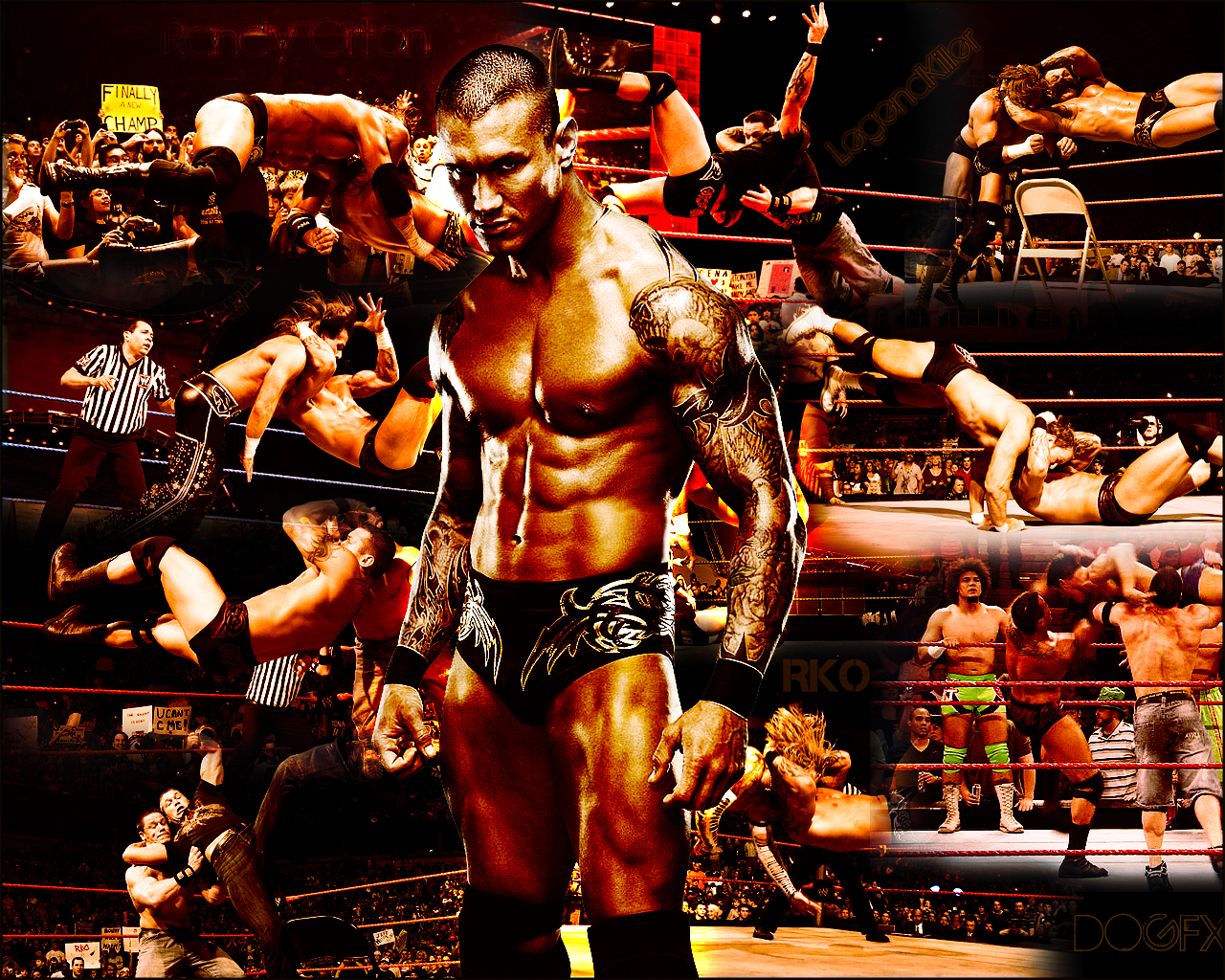 WWE Randy Ortan New Wallpapers 15