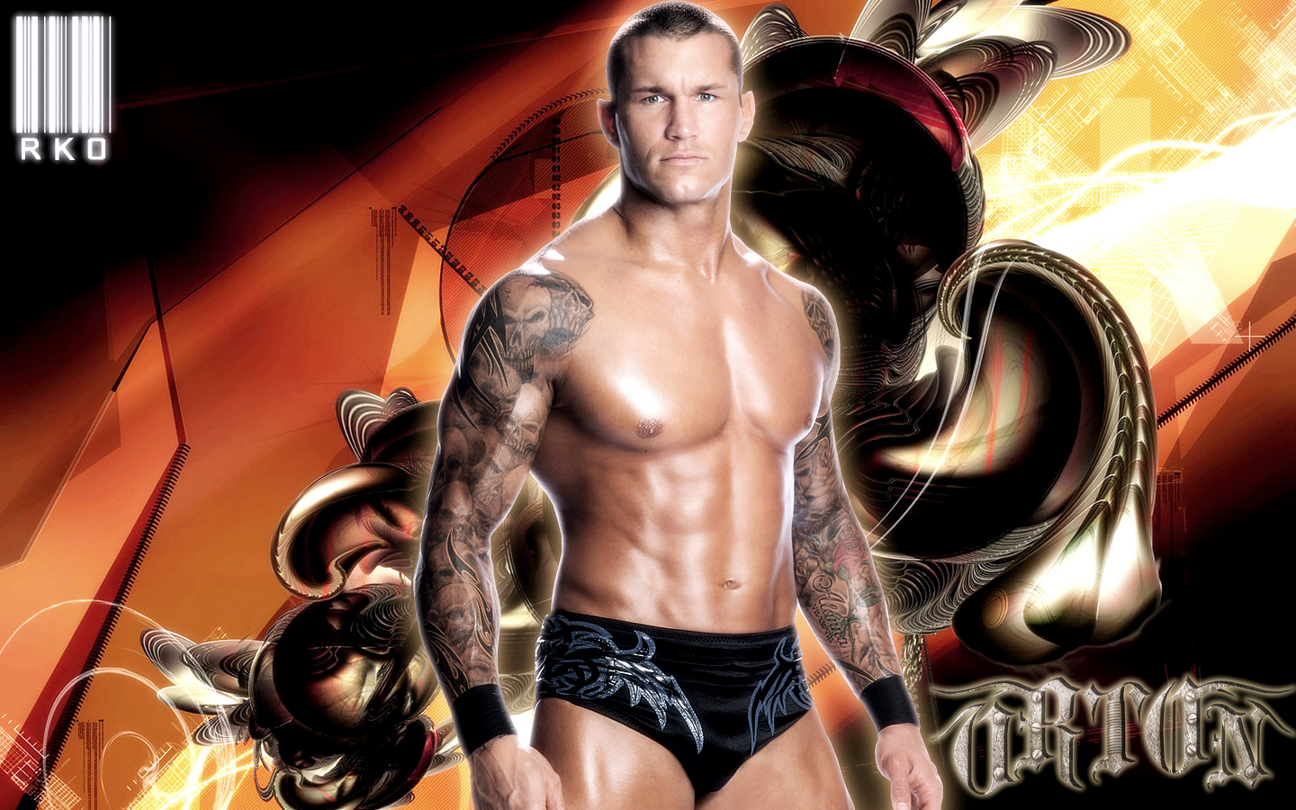 WWE Randy Ortan New Wallpapers 14